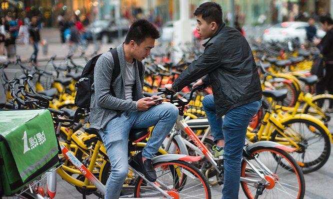 Gigante china de arriendo de bicicletas aterriza en Chile: iniciará operaciones en marzo