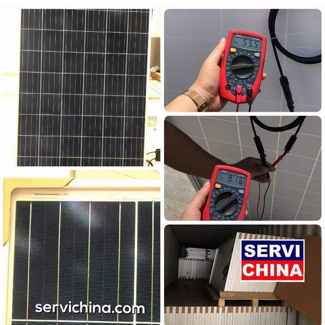 Cómo importé Paneles Solares desde China